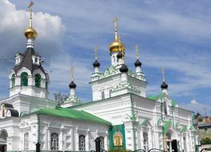 Храм Иконы Божией Матери Иверская в Орле