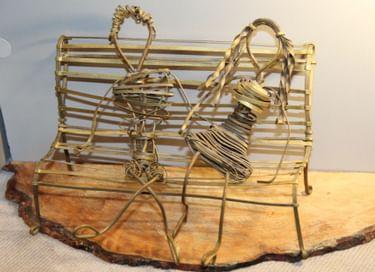Выставка «Ажур металла»