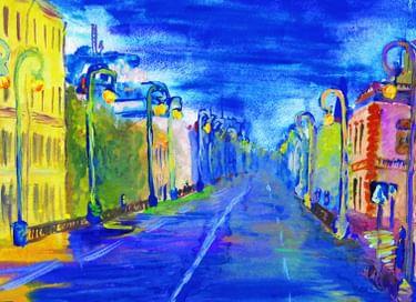 Выставка под открытым небом «Азбука Тюмени»