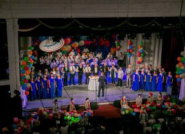 ХХII Международный фестиваль духовых оркестров «Серебряные трубы Поволжья»