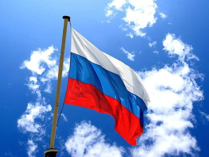 Информационный час «Российский флаг: история и современность»