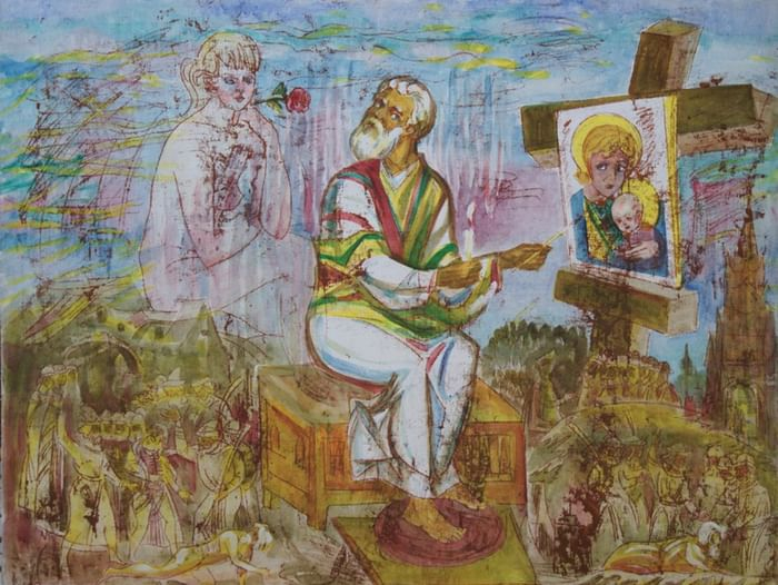 Юбилейная выставка Михаила Нефедова