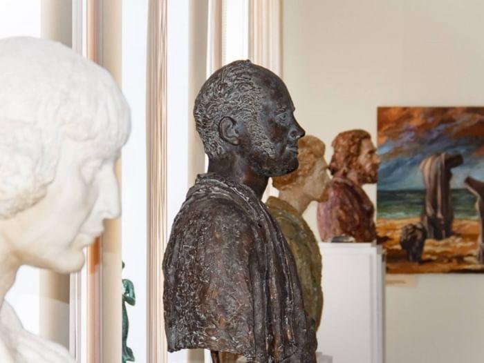 Выставка «Своевременное искусство. Леонид Баранов, его друзья и герои»
