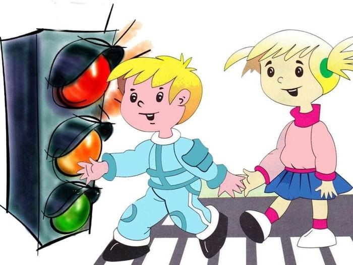 Игровая программа «Веселый светофор»