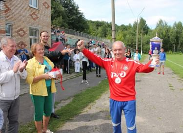 Встреча «На родине российского провинциального футбола»