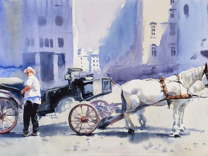 Выставка Андрея Есионова «Равновесие»
