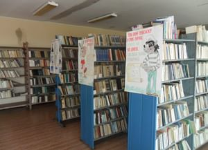 Посевкинская сельская библиотека