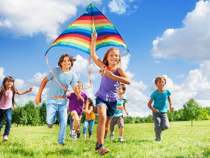Детская игровая программа «Летний денек»