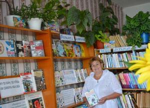 Салтыковская библиотека-филиал