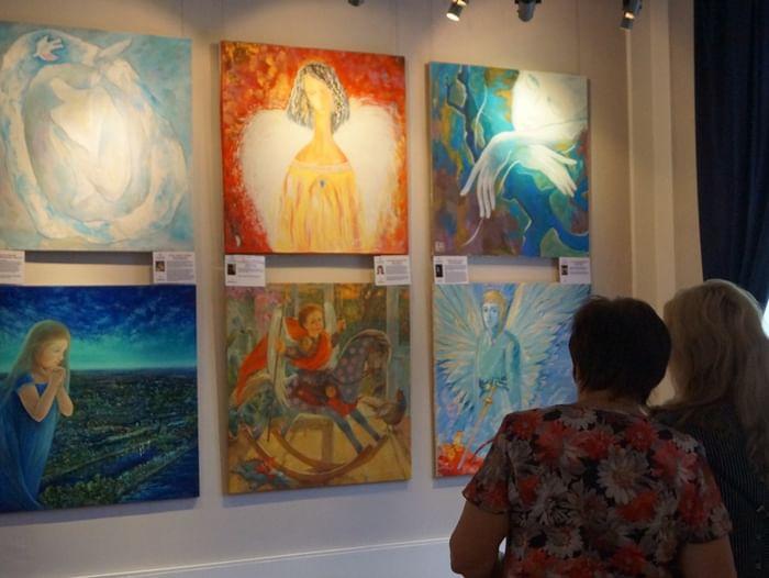 Выставка «Ангелы Мира» в Барнауле»