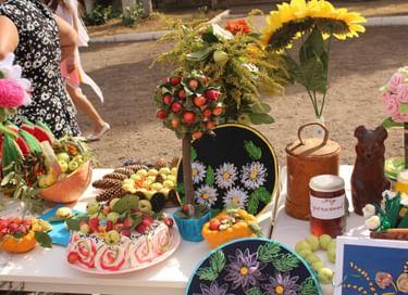 Праздник «Яблочно-медовый Спас»