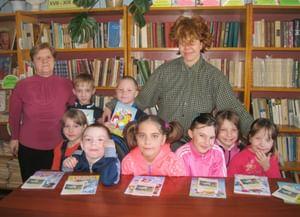 Шестаковская сельская библиотека-филиал им. А. П. Батуева