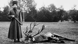 Летние развлечения Николая II
