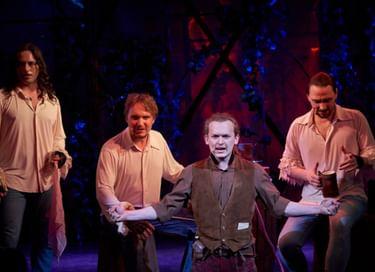 Спектакль «Три мушкетера»
