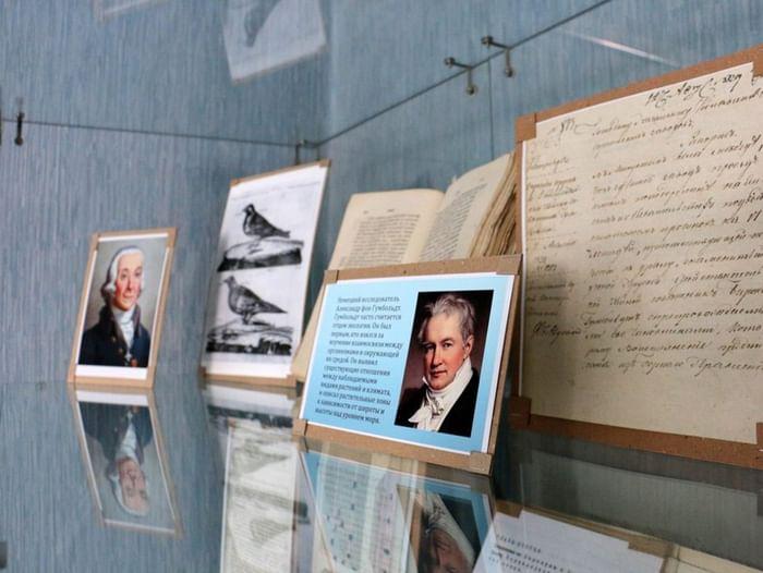 Открытие выставки «Палитра Алтая: природа и экология»