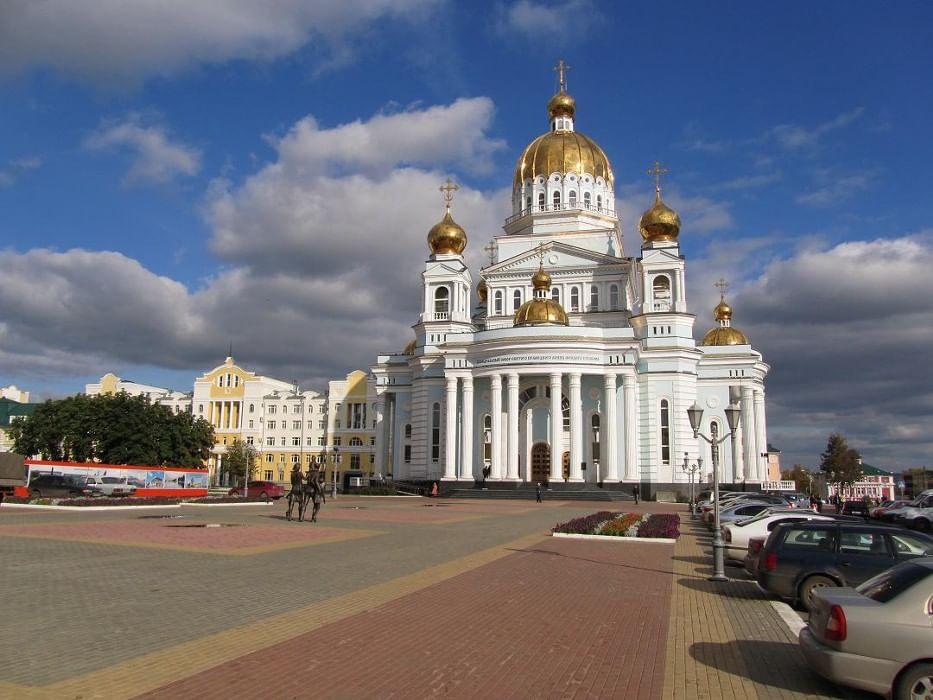 Столица мордовии фото