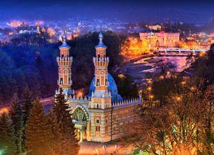 Суннитская мечеть во Владикавказе