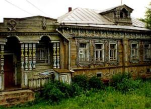 Традиционная резьба по дереву в Муромском районе Владимирской области