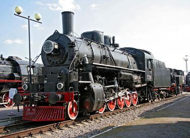 Праздник «День железнодорожника»