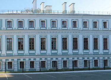 Экскурсия «Ученические годы русских писателей»