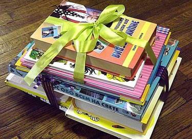 Акция «Подари библиотеке книгу»
