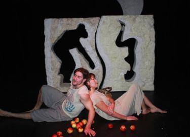 Спектакль «Адам и Ева»