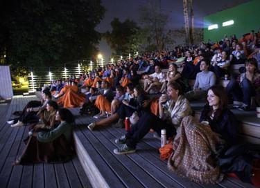 Ночь кино в Воловском районном художественно-краеведческом музее