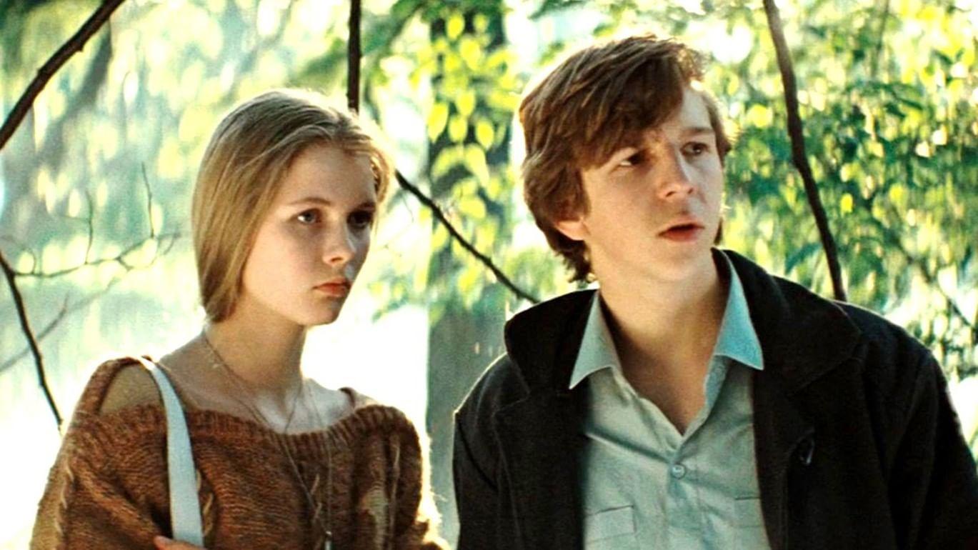 Кадр из фильма «Курьер».