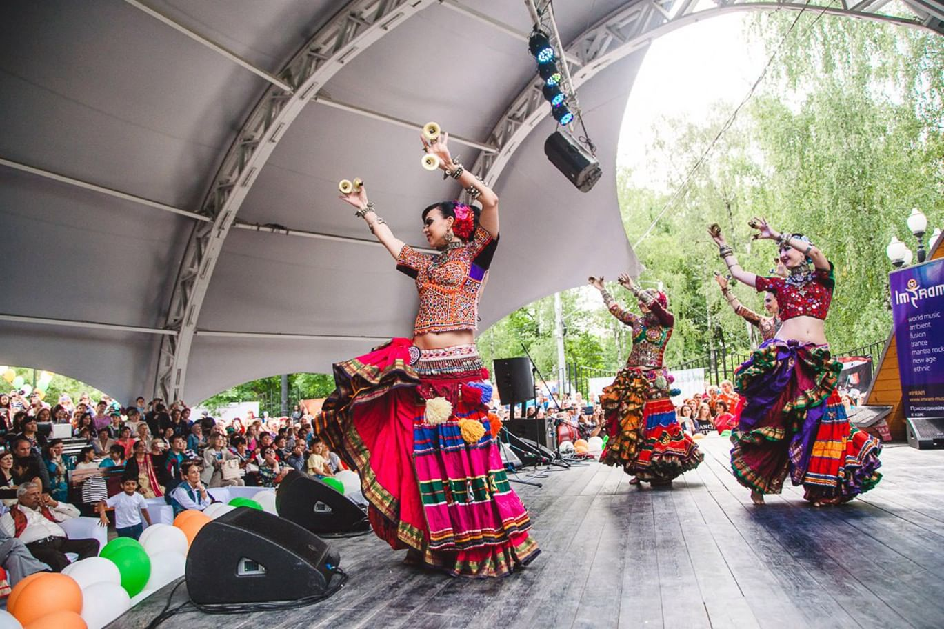 Фестивали лета 2017 москва