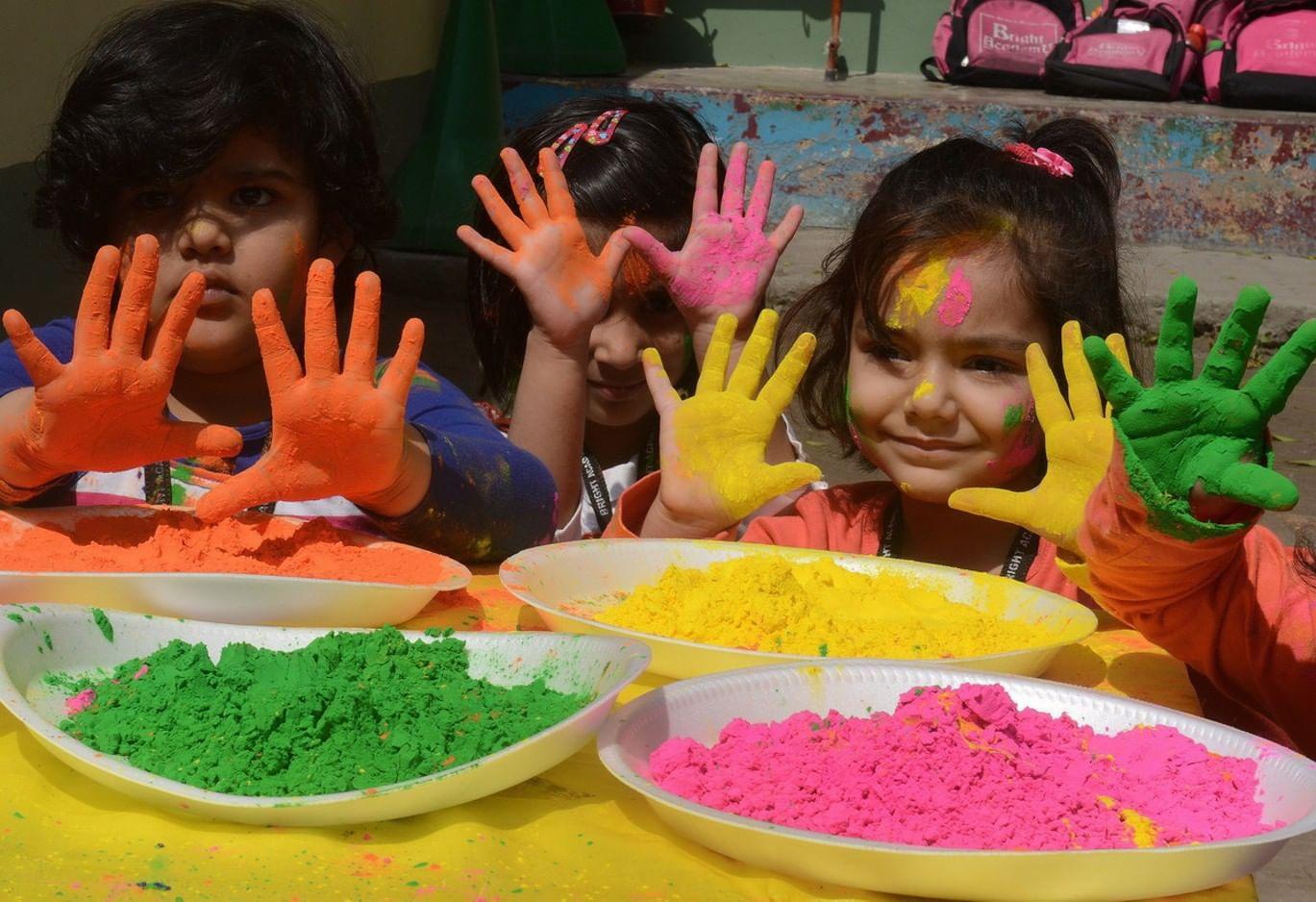 Фестиваль индийской культуры «День Индии». Фотография: indian-centre.ru