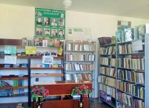 Минеральненская библиотека