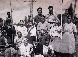 Лирические песни русских старожилов северных районов Удмуртской Республики