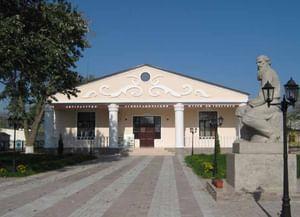 Литературно-этнографический музей Л. Н. Толстого