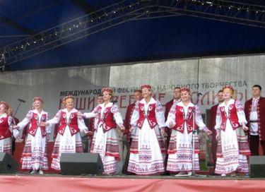 Международный фестиваль народного творчества «Наши древние столицы»