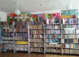 Комаровская библиотека