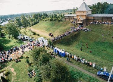 Фестиваль «Лук-лучок»
