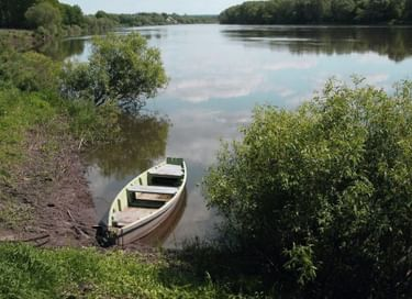 Беседа «Лирика пейзажа в поэзии И. С. Никитина»