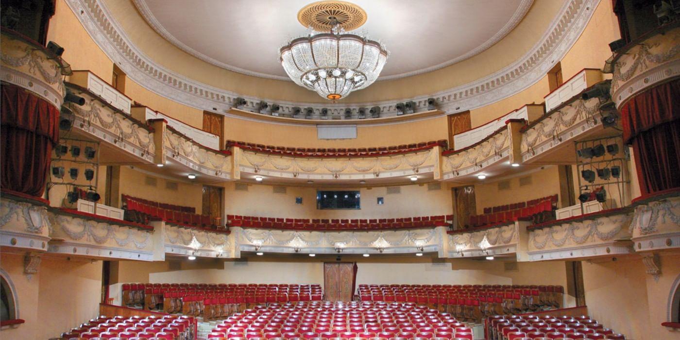 афиши театров саратов октябрь