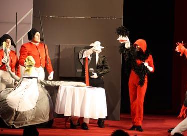 Спектакль «Мюнхгаузеншоу»