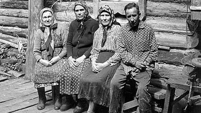 Лирические песни русских старожилов Томского Приобья