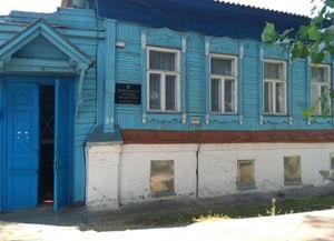 Песковская центральная сельская библиотека