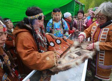 Юбилейный фестиваль «Мастера земли Уйкоаль»