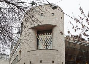 Молитвенный дом семьи Лазаря Полякова (синагога «Хабад Любавич» на Большой Бронной) г. Москва