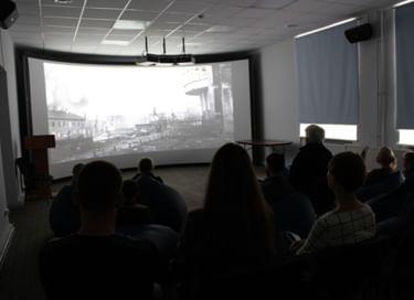 Демонстрация учебных интерактивных программ