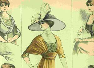 Чему учили женские журналы прошлых веков