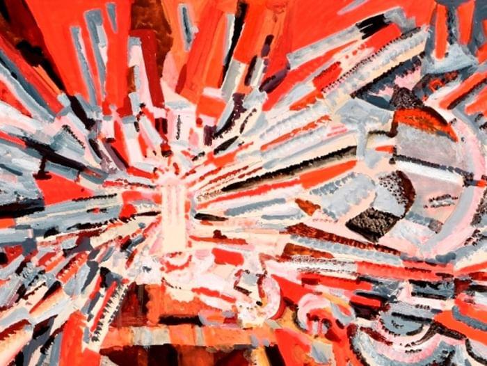 Выставка «Пылающий мир Николая Грицюка»