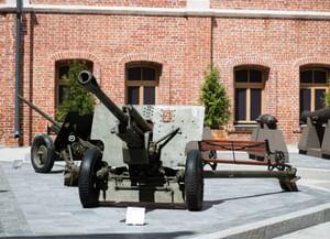 Выставочный комплекс «Артиллерийский двор»