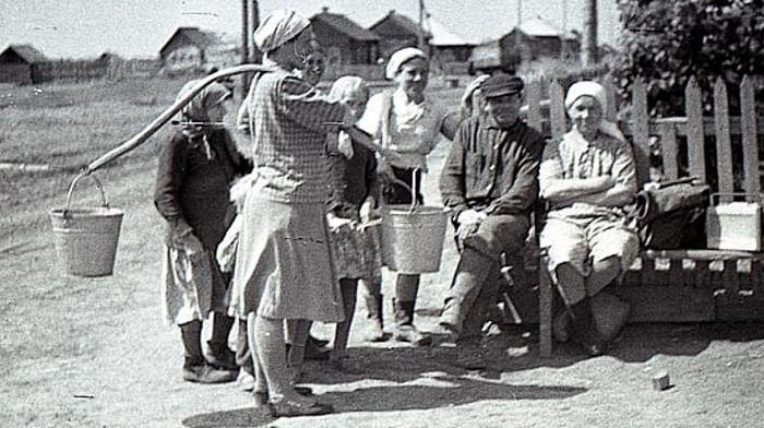 Музыкально-хореографические традиции русских старожилов обско-иртышского междуречья