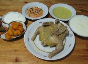 Технологии приготовления традиционной пищи у западных адыгов
