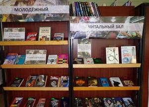 Биробиджанская центральная городская библиотека